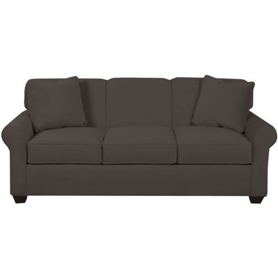 Sleeper Possibilities Roll-Arm Sofa