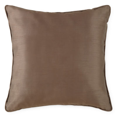JCPenney Home™ Faux-Silk Decorative Pillow