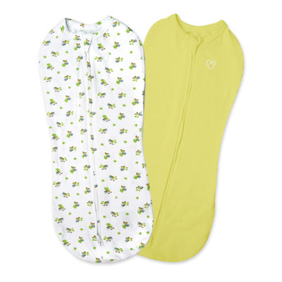 Summer Infant® 2-pk.SwaddleMe® Pod - Hungry Caterpillar