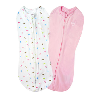 Summer Infant® 2-pk. SwaddleMe® Pod - Bow