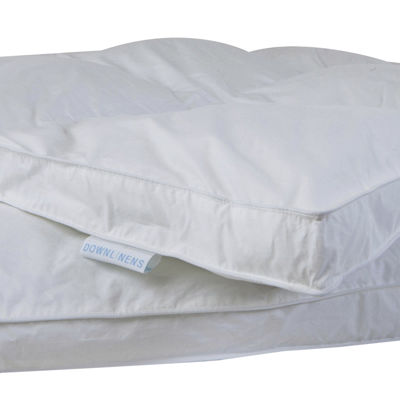 DownLinens Down-Free Fiber Bed Topper