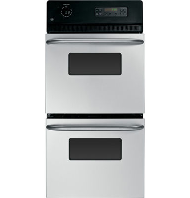 "GE® 24"" Built-In Electric Double Oven """