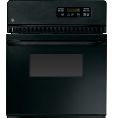 "GE® 24"" Electric Single Standard Cleaning Wall Oven"