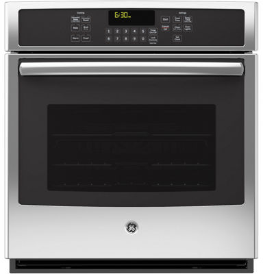 "GE® 27"" Built-In Single Electric Wall Oven with Convection"