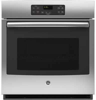 """GE® 27"""" Built-In Single Electric Wall Oven Standard Clean with Steam"""