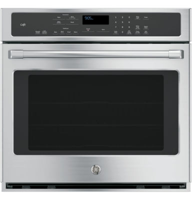 "GE Café ™ 30"" Built-In Single Wall Oven With Convection"
