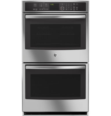 "GE Profile™  30"" Built-In Double Wall Oven Self Cleaning With Convection"