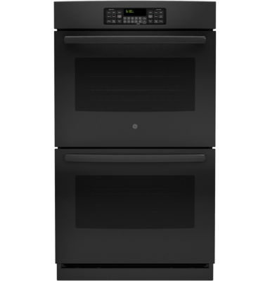 """GE® 30"""" Built-In Double Wall Oven With Steam Clean"""