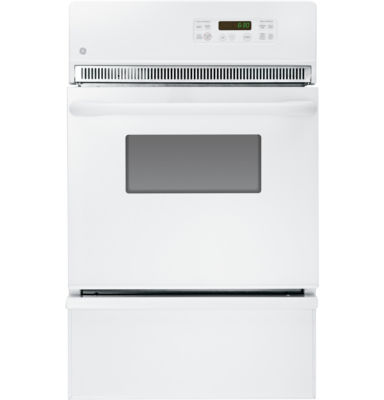 "GE® 24"" Single Gas Wall Oven With Storage Drawer"