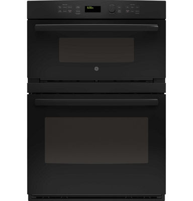 "GE® 30"" Electric Wall Oven With Built-In Microwave"