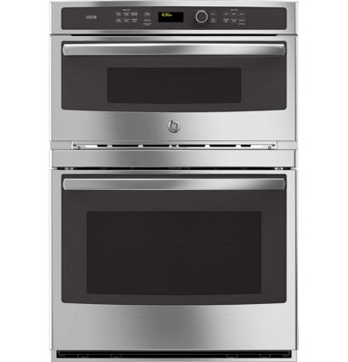 "GE Profile™  30"" Double Wall Oven With Convection and Advantium® Technology"