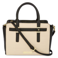 Deals on Liz Claiborne Mini Tuxedo Satchel