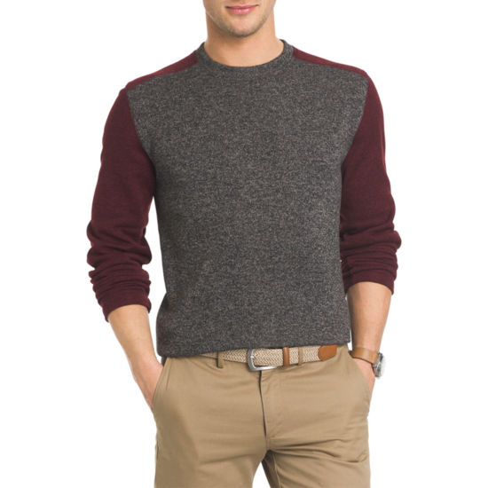 Van Heusen Long Sleeve Sweatshirt Big and Tall