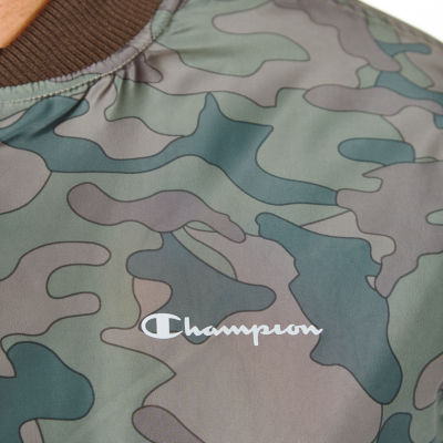 Champion Canvas Bomber Jacket Big and Tall