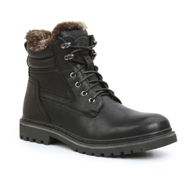 GBX Lorcan Mens Lace Up Boots