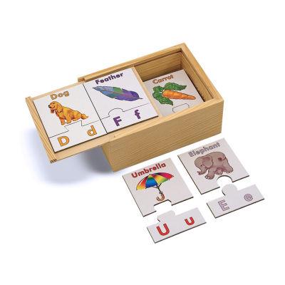 Melissa & Doug® - Alphabet Puzzle Cards