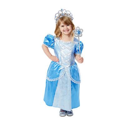 Melissa & Doug Royal Princess Role Play Girls Costume