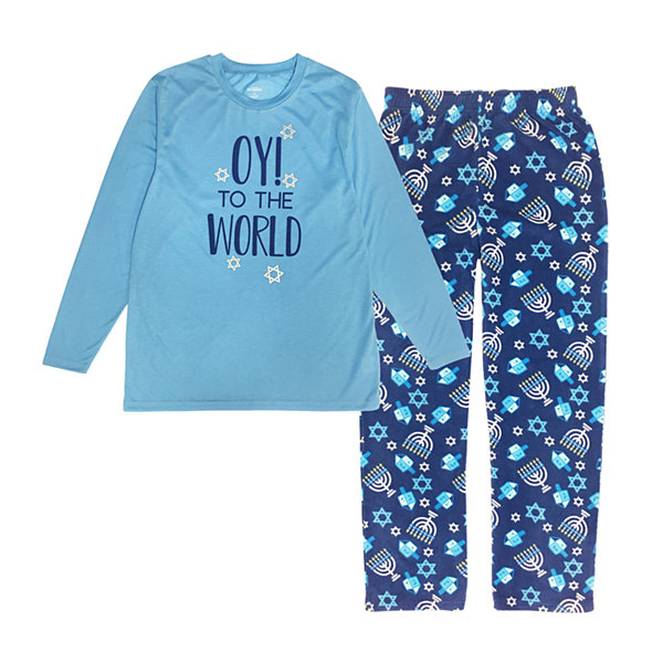 Hanukkah Family Mens 2-pc. Pant Pajama Set
