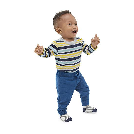Okie Dokie Baby Boys Bodysuit