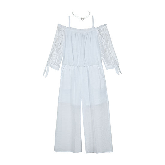 by&by girl Girls Jumpsuit Preschool / Big Kid