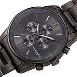 Akribos XXIV Mens Chronograph Gray Stainless Steel Bracelet Watch-A-1072gn