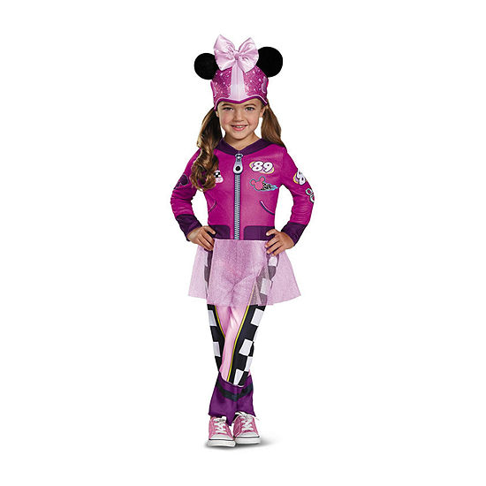 Minnie Roadster Classic Toddler Costume