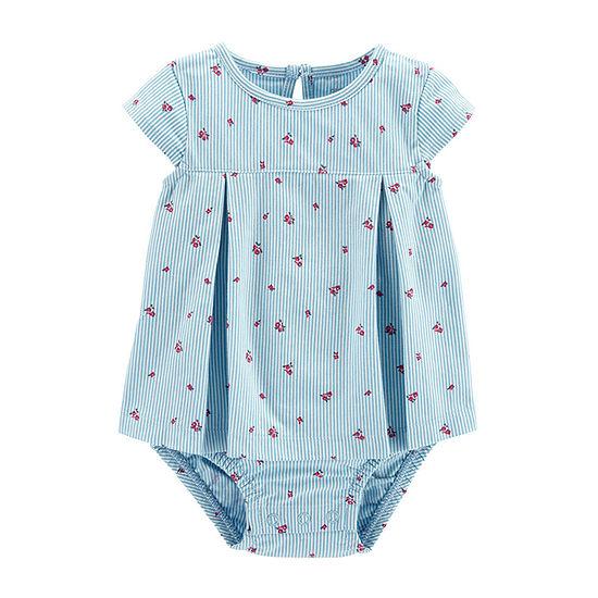 Carter's Girls Bodysuit-Baby