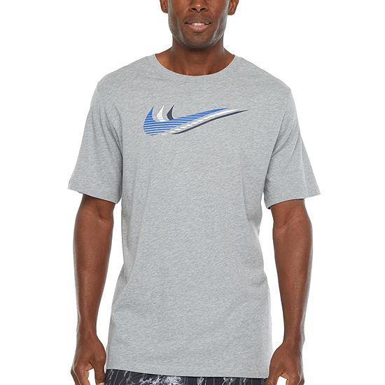 Nike Mens Crew Neck Short Sleeve T-Shirt - Big and Tall