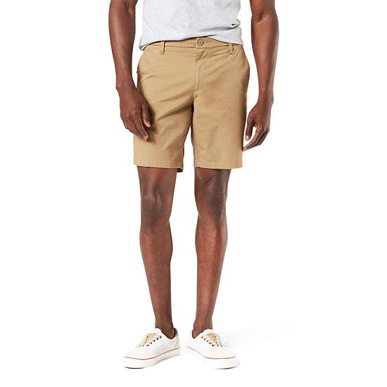 Dockers Mens Chino Short-Big and Tall