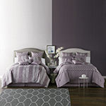 JCPenney Home Paxon 7-pc. Jacquard Midweight Reversible Comforter Set