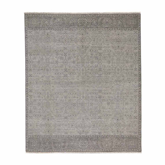 Capel Inc. Biltmore Barrier Hand Knotted Rectangular Indoor Rugs