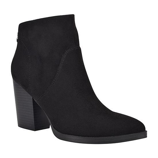 Indigo Rd. Womens Alyvia-J Block Heel Booties