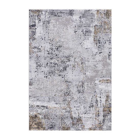 Amer Rugs Harmusha Gigi Abstract Rectangular Indoor Rugs