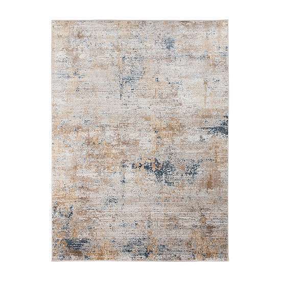 Amer Rugs Harmusha Murano Abstract Rectangular Indoor Rugs