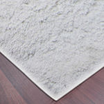 Amer Rugs Ohaddey Soft Shag Rectangular Indoor Rugs