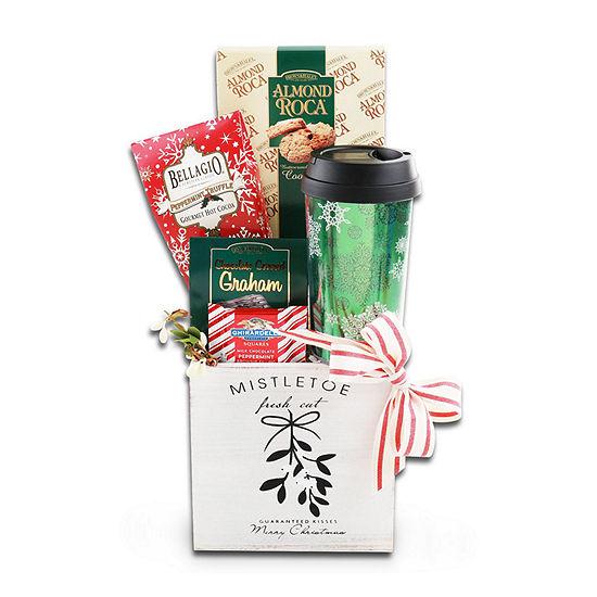 Alder Creek Holiday Hostess Gift Set Food Set