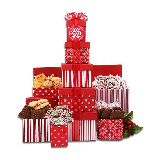 Alder Creek Ultimate Gathering Tower Gift Set Food Set