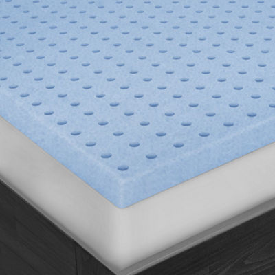 "SensorPEDIC® Classic 3"" Ventilated Memory Foam Mattress Topper"