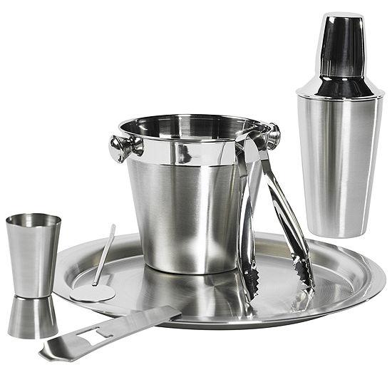 Philippe Richard 7 Pc Barware Set
