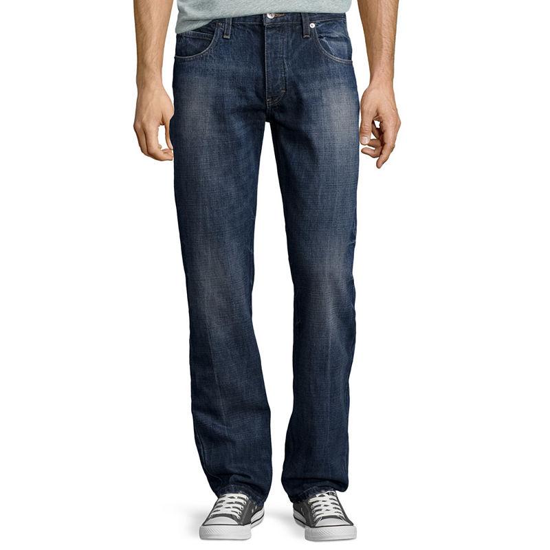 Dickies Regular-Fit Button-Fly Vintage Jeans plus size,  plus size fashion plus size appare