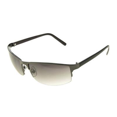 St. John's Bay® Semi-Rimless Sunglasses