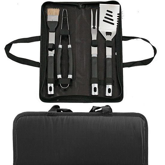 Natico 5-pc. Gourmet BBQ Tool Set