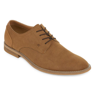 JF J.Ferrar Mens Napoleon Oxford Shoes Lace-up