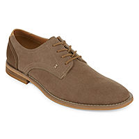 JF J.Ferrar Mens Napoleon Oxford Shoes Lace-up Deals