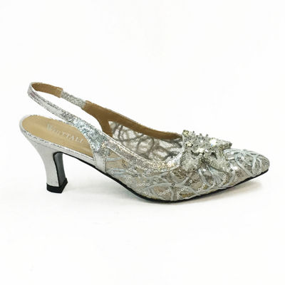 Whittall & Shon Womens Starfish Pumps Soft Toe Cone Heel