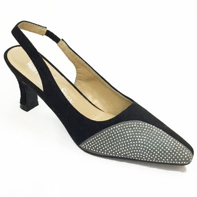 Whittall & Shon Crescent Womens Pumps