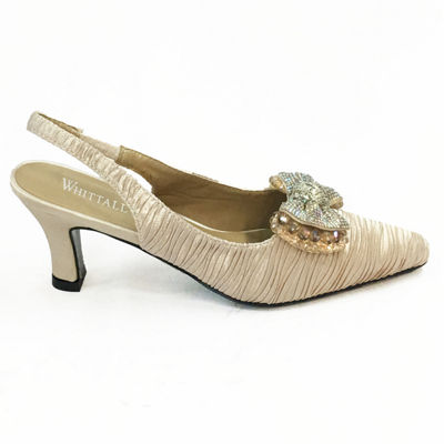 Whittall & Shon Deco Womens Pumps