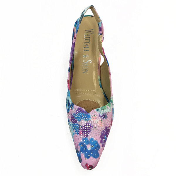 Whittall & Shon Monet Womens Pumps