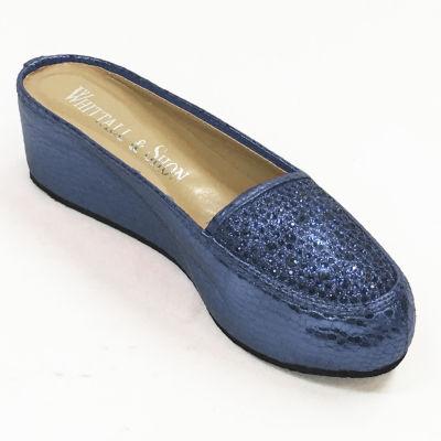 Whittall & Shon Aretha Womens Slip-On Shoes Slip-on Soft Toe