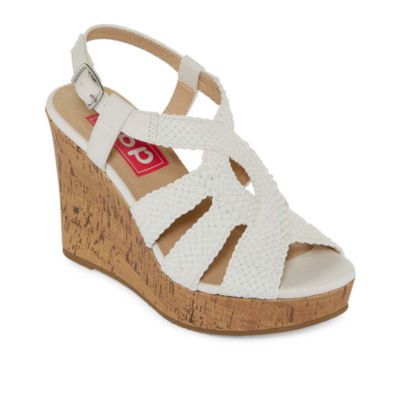 Pop Seri Womens Wedge Sandals